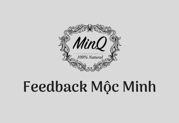 Phản hồi của chị Thuy Le về trà giảm cân Mộc Minh MinQ