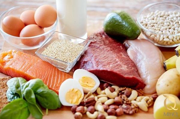 Ăn gì nhanh tăng cân chứ tuyệt đối không phải lỗi của Protein