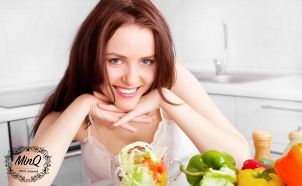 Giảm cân đông y collagen minq có công dụng như thế nào?