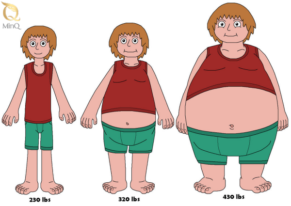 Vì sao người gầy mãi không tăng cân được?
