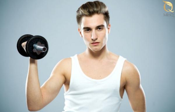 Nên sử dụng sản phẩm tăng cân hiệu quả nào dành cho nam giới?