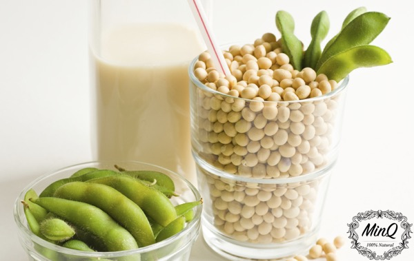 Công dụng của tinh chất mầm đậu nành đối với sức khỏe phụ nữ