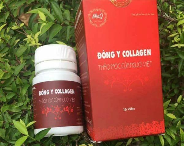 Tại sao nên chọn thảo dược giảm cân Đông y Collagen?