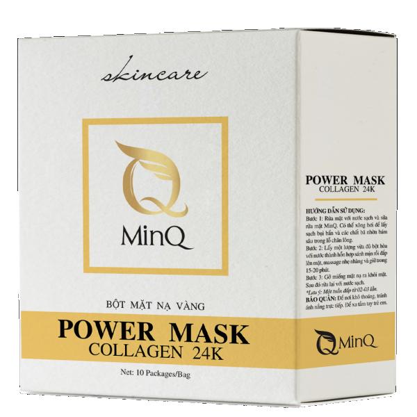 Mỹ phẩm MinQ cosmetic tự nhiên và những ưu điểm
