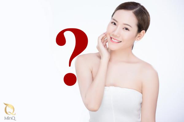 Sử dụng đúng cách mỹ phẩm MinQ cosmetic với từng loại da