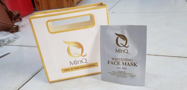 Giới thiệu về dòng mỹ phẩm minq cosmetics Việt Nam