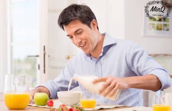 Tăng cân mộc chi minq giúp tăng cân hiệu quả bất ngờ