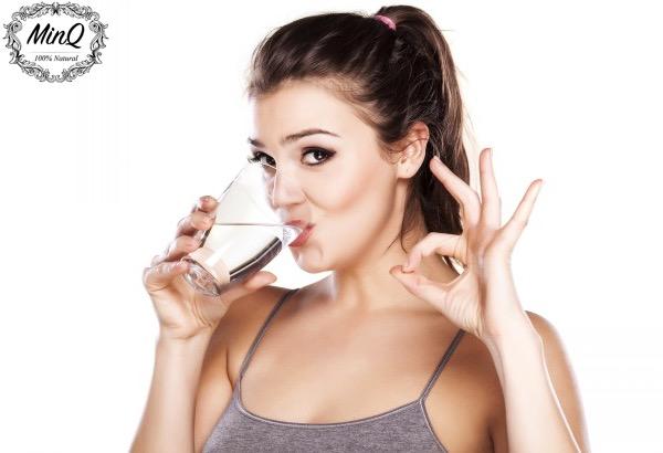 Trà tăng cân không tích nước có thật không?