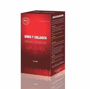 Giảm cân Đông Y Collagen (1liệu trình)