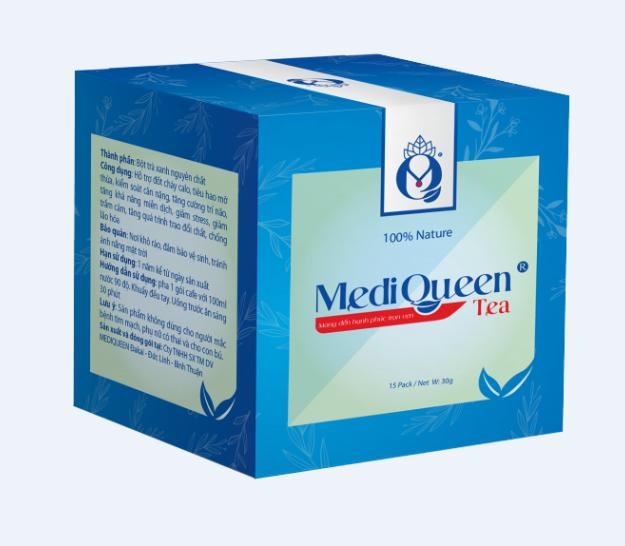 Trà tăng cân MediQueen - MediQueen Tea