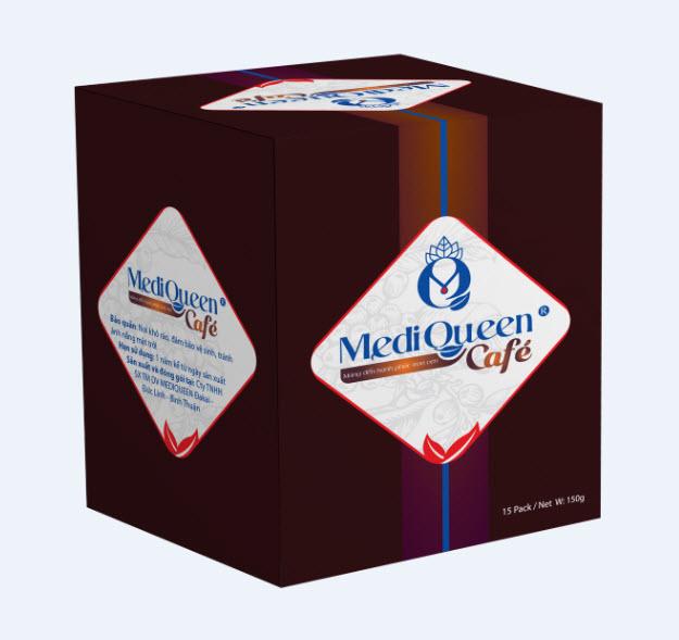 Cà phê giảm cân MediQueen - MediQueen Cafe