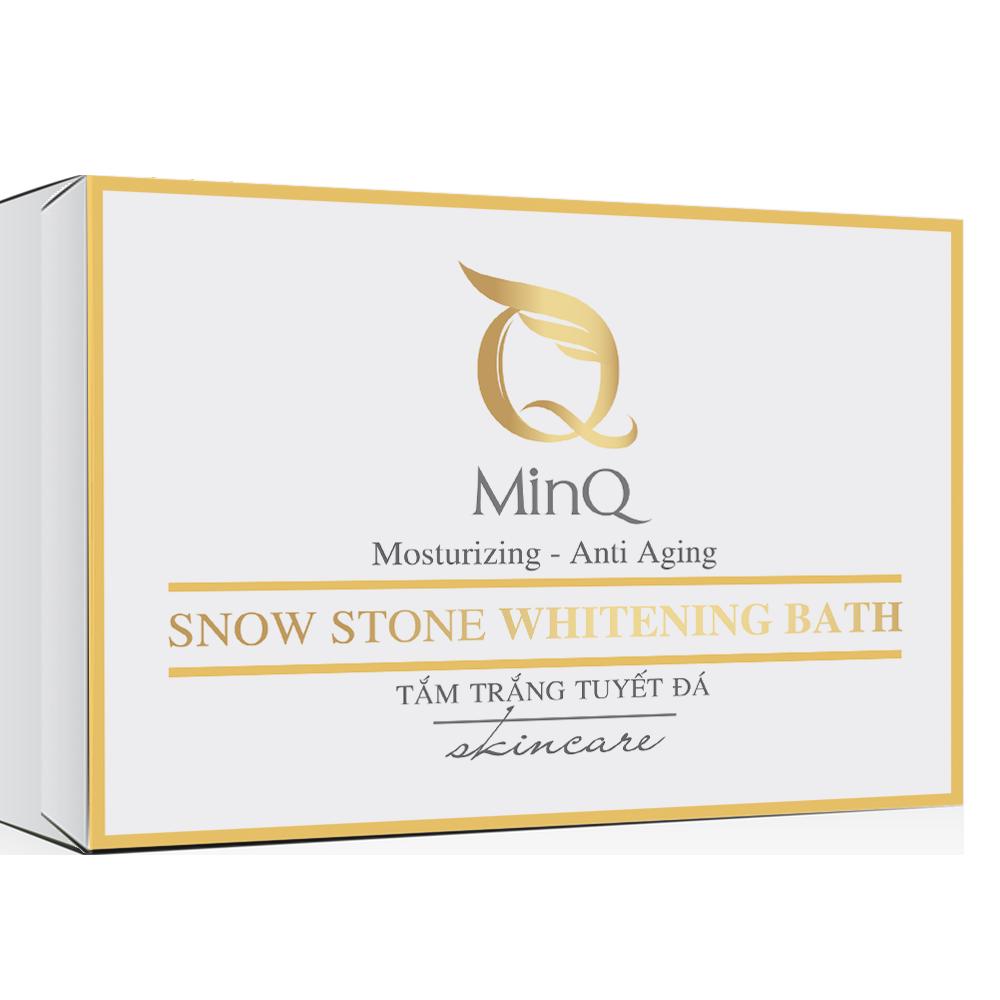 Snow Stone Whitening Bath - Tắm Trắng Tuyết Đá